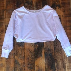 Free People Movement Crop Sweater